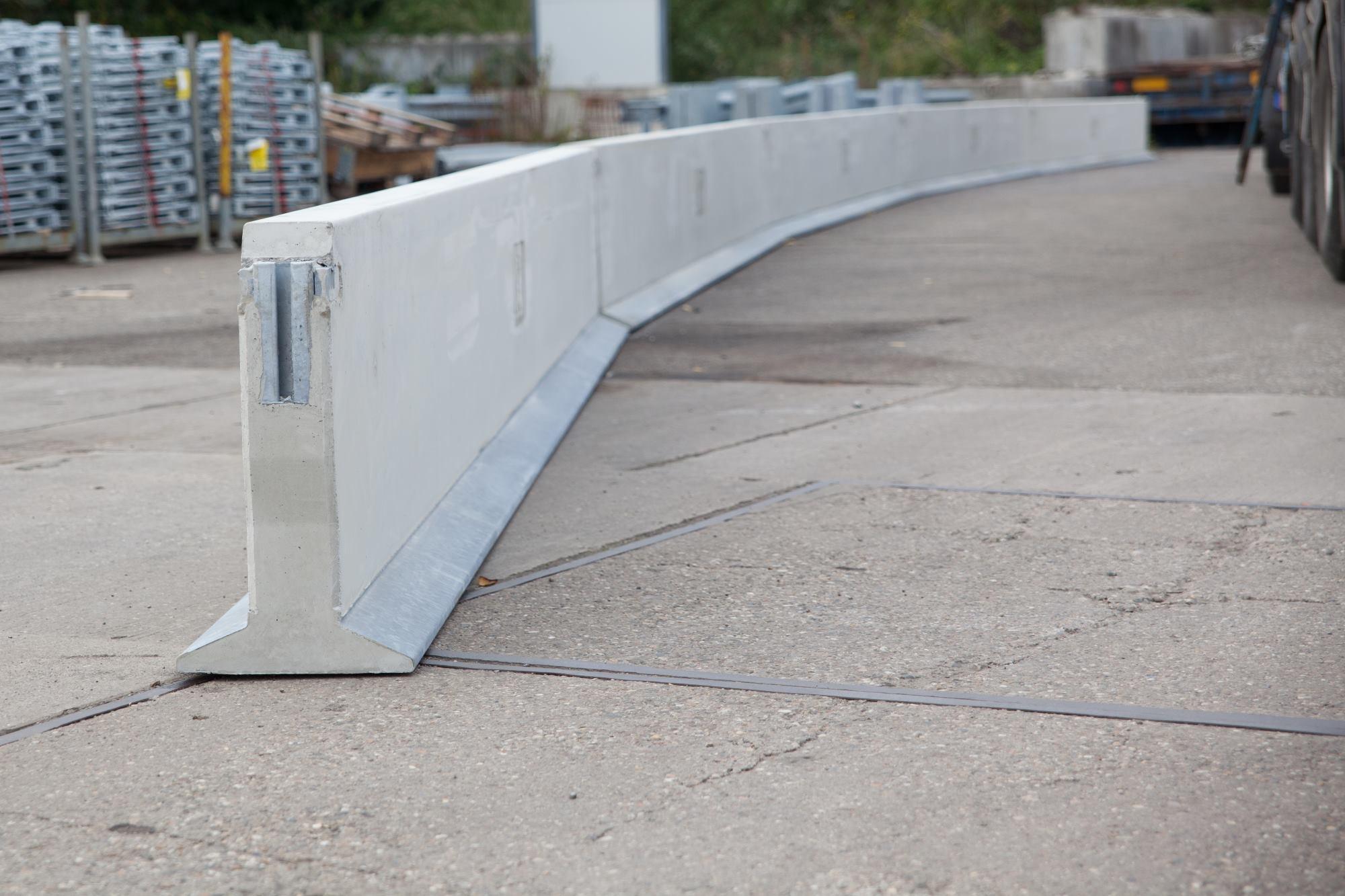 Haisafe® precast concrete N2 barrier- Haisafe - Precast
